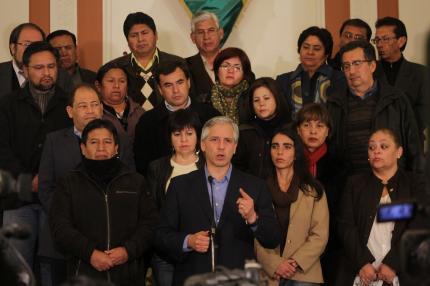 Evo Morales, rehén del miedo europeo al Tío Sam