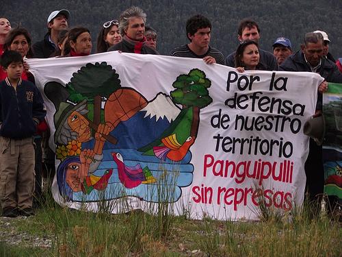 Comunidades mapuche exigen que ENDESA y Colbún retiren sus proyectos antes de iniciar diálogo