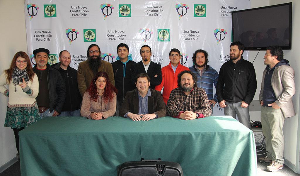 Partido Ecologista Verde y Partido Igualdad acuerdan pacto para enfrentar proceso electoral de Noviembre