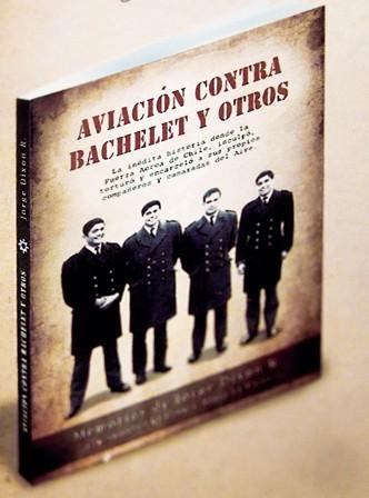 [VIDEO] Ex oficial de aviación cuenta su historia de tortura en libro autobiográfico