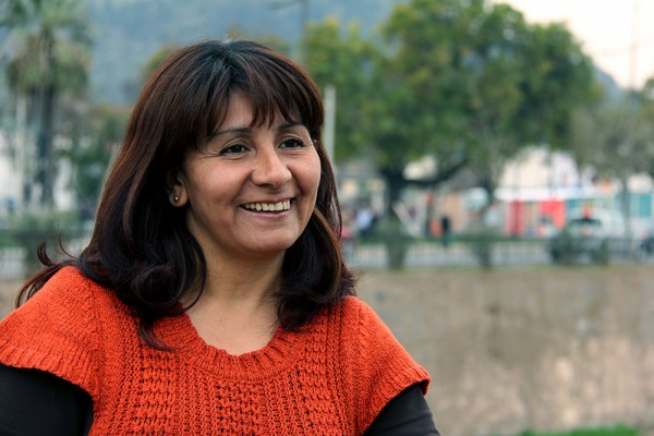 Roxana Miranda: «Tenemos que refundar un estado distinto, un estado plurinacional»
