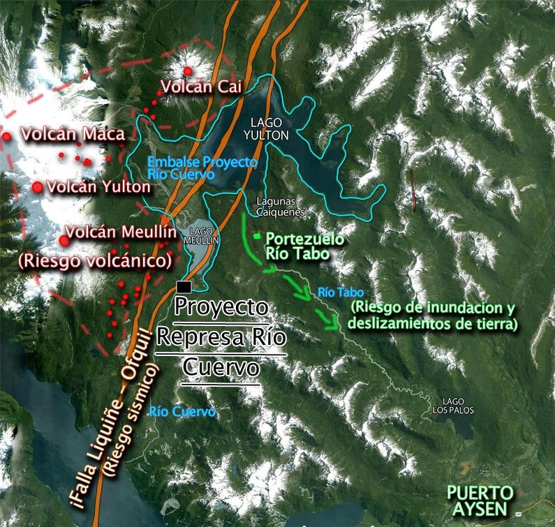 Terrible: Tribunal Ambiental ratifica aprobación Central Hidroeléctrica Cuervo