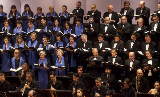 """Orquesta Sinfónica y Coro de la U.de Chile estrenan """"El sueño de Geronte"""", obra cumbre de Elgar"""