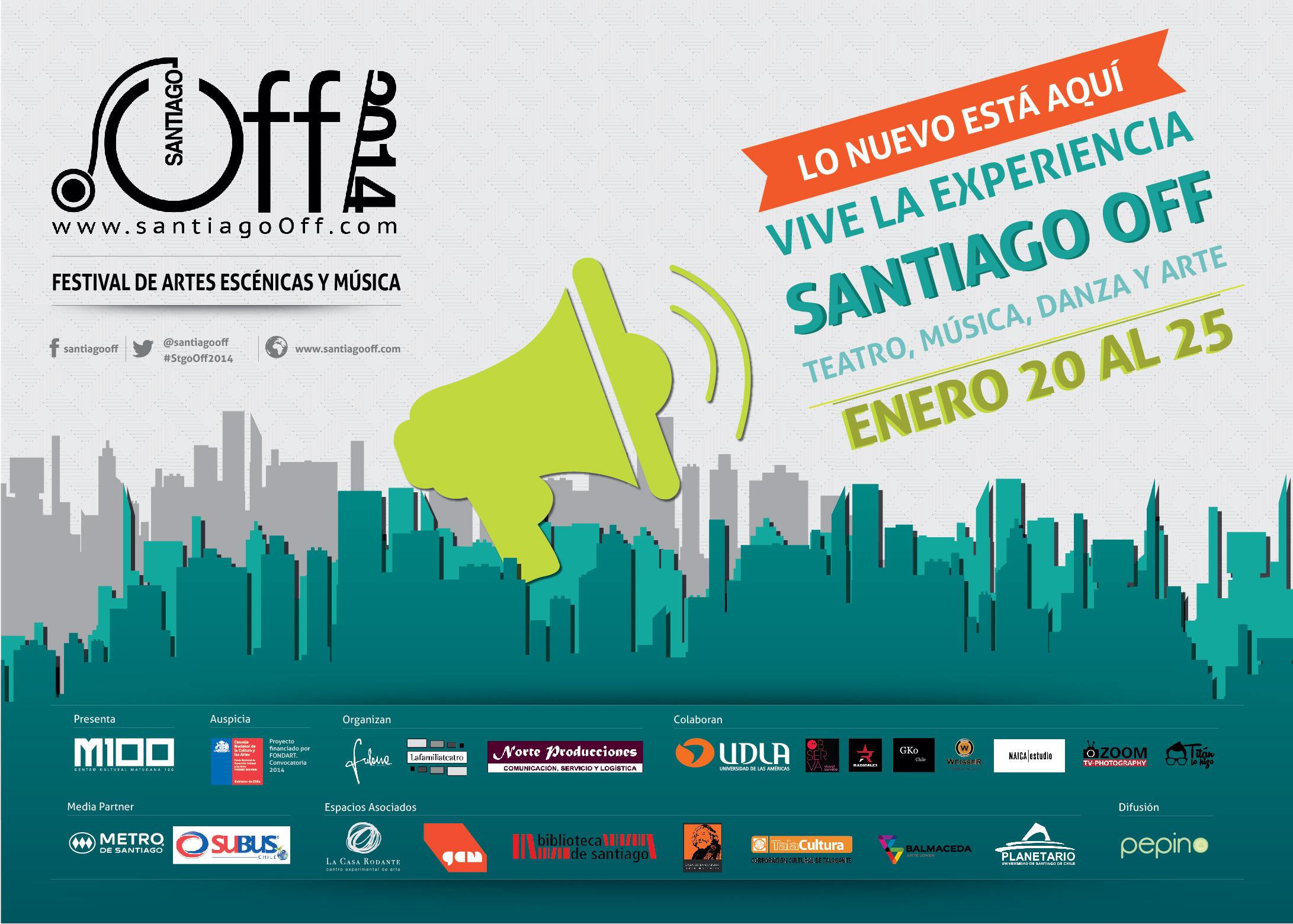 Santiago Off 2014