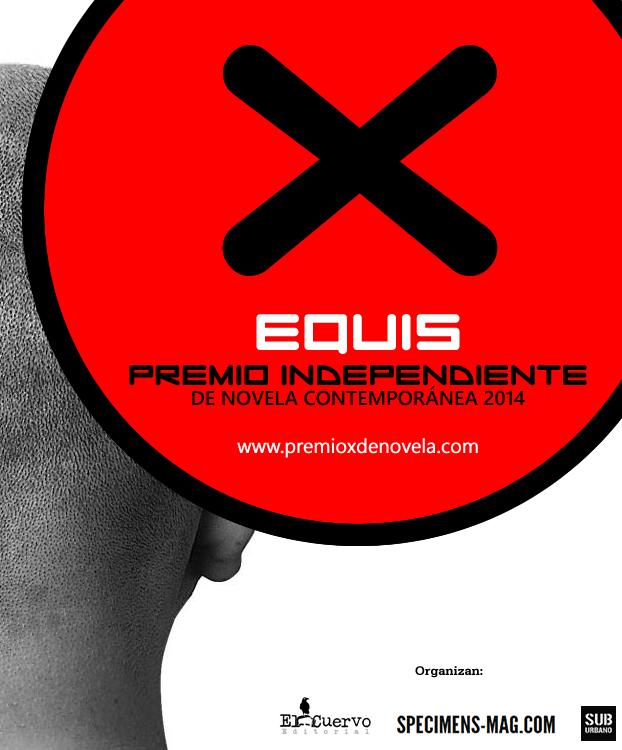 EQUIS – Premio Independiente de Novela Contemporánea