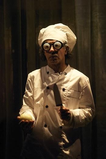 Teatro: Comentario de Chef