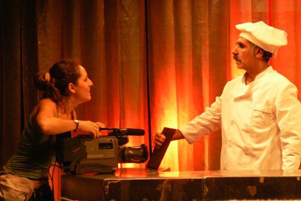 Chef: humor locura y crisis se sirven en este banquete de Festival en el Anfiteatro del Bellas Artes