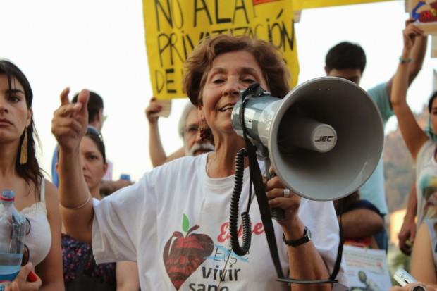 «Recuperamos las semillas y logramos detener a Monsanto»