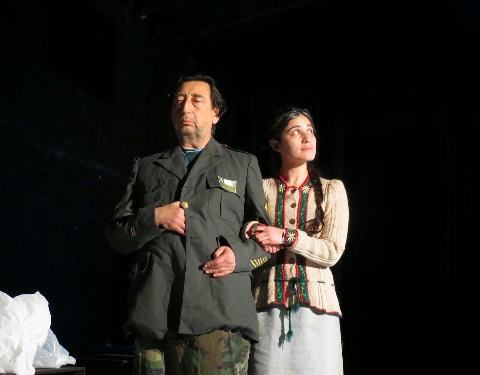 """Muelle Oeste"" regresa al teatro Sidarte"