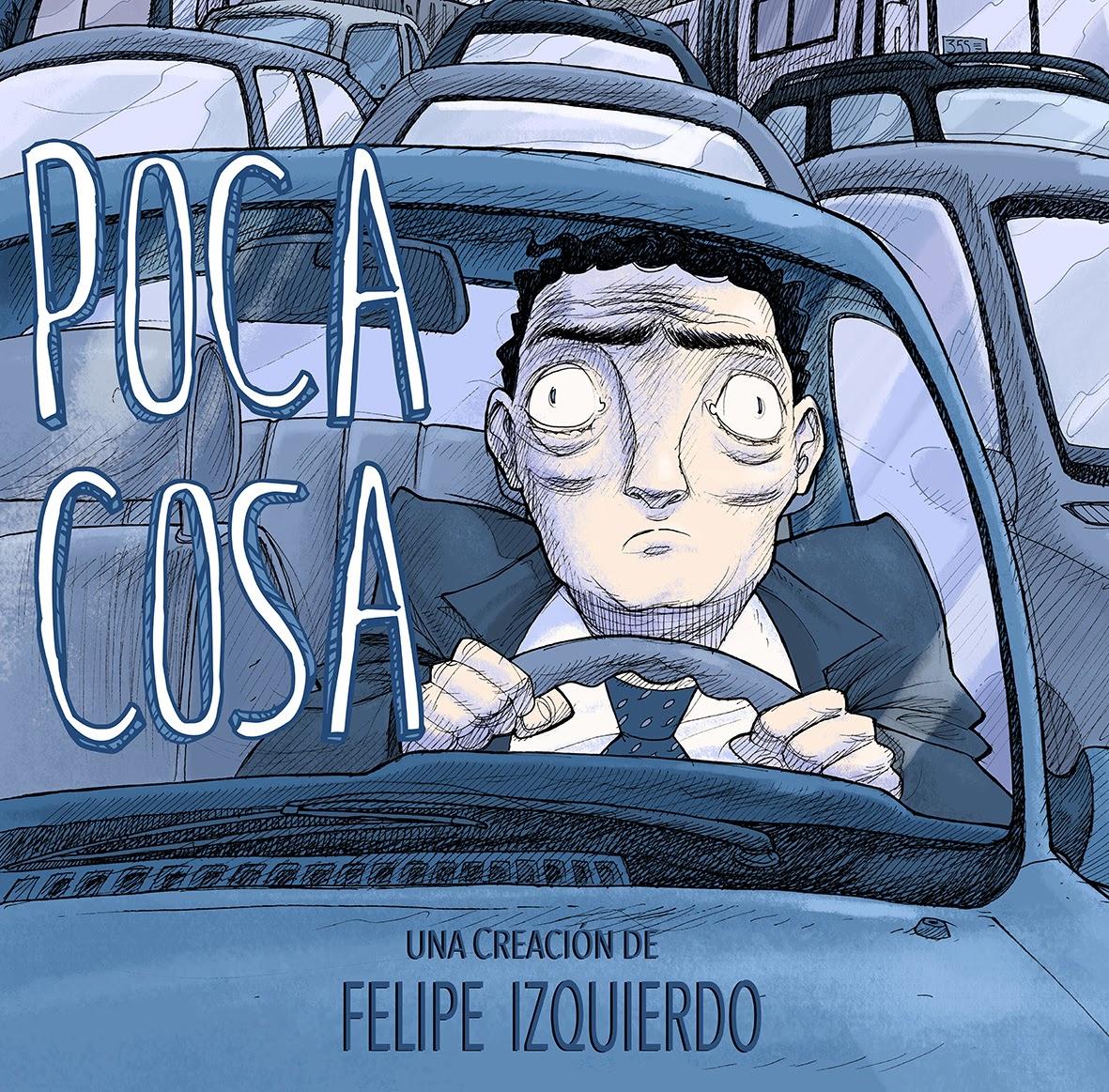 Poca cosa de Felipe Izquierdo / Fome