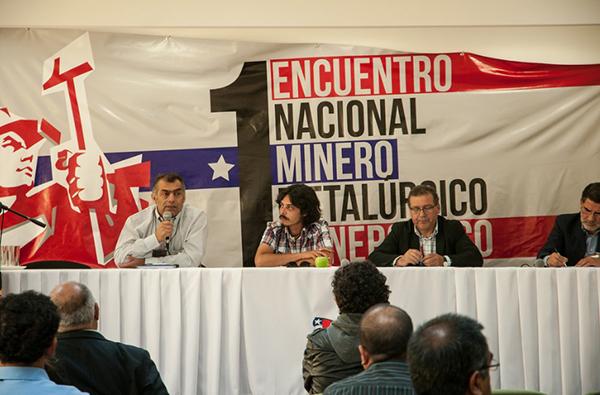Encuentro Minero-Metalúrgico-Energético consolida estructura y agenda de unidad sindical
