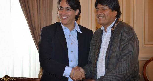 "Evo Morales: ""Piñera nunca me vio como su colega presidente"""