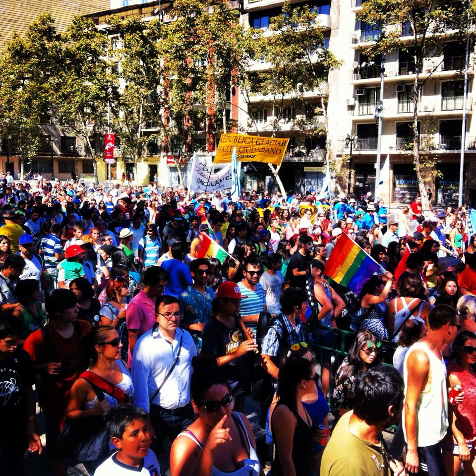Marcha de Todas las Marchas por El Ciudadano TV (video)