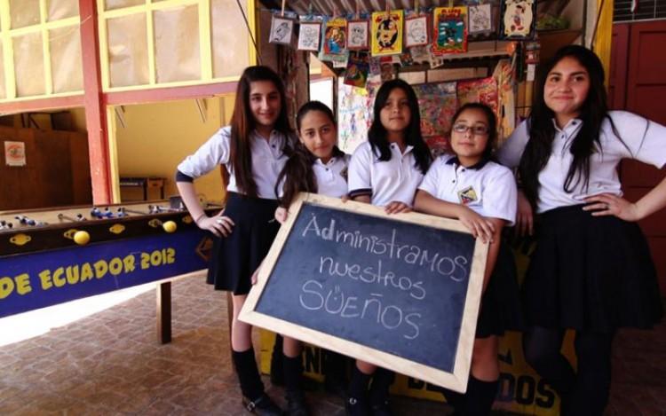 Lanzan microdocumentales sobre Cooperativas Escolares