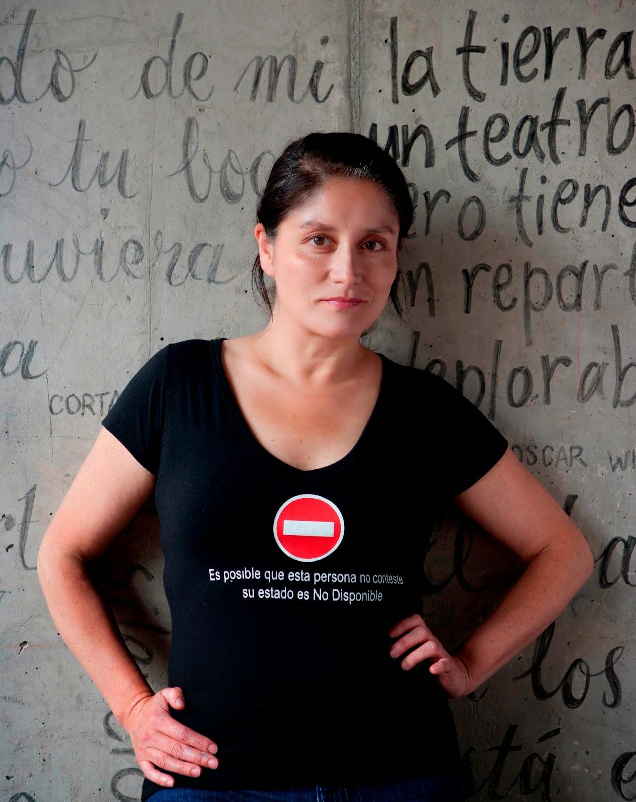 """[Entrevista] Actriz Catalina Saavedra: """"Las regiones están muy desprotegidas culturalmente, a esos públicos hay que conquistar"""""""