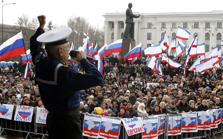 El Tribunal Europeo para los Derechos Humanos rechaza acusaciones presentadas por Ucrania contra Rusia