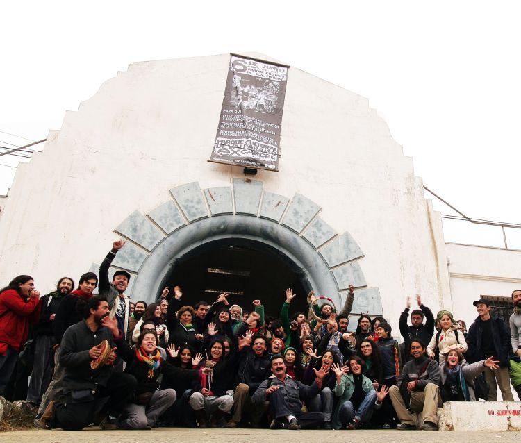 """El Parque Cultural de Valparaíso """"Ex Cárcel"""" vive momentos decisivos"""