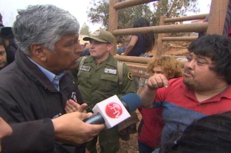 Crece clamor contra alcalde Jorge Castro