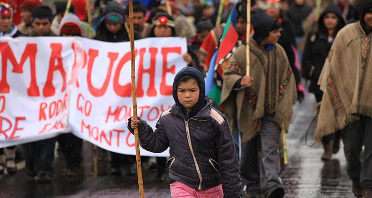 Araucanía: Allanan otra comunidad, mientras familias mapuche recuperan predio ancestral