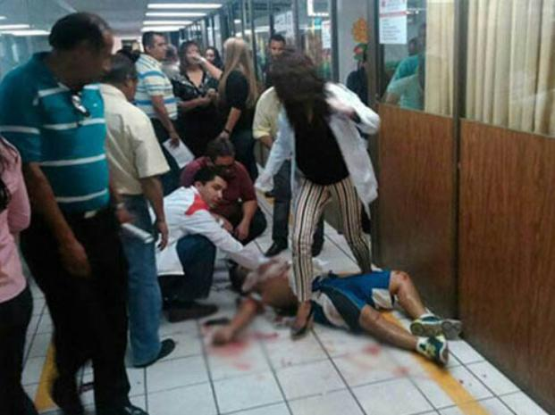 Estudiante fue asesinado a tiros por su profesor