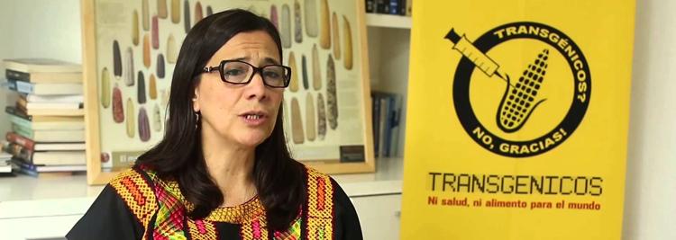 Adelita San Vicente, la mujer que enfrentó a Monsanto