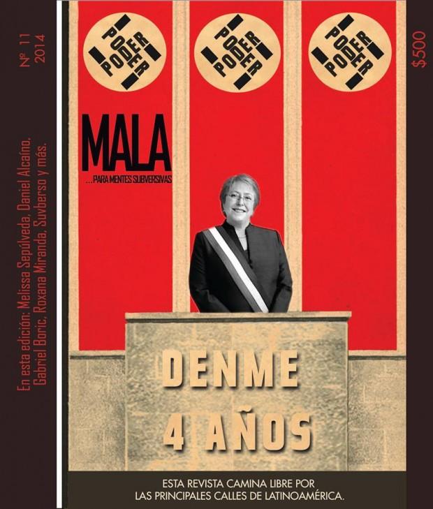 Aparece nueva edición de revista MALA