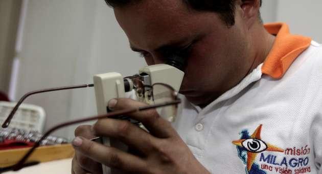 Más de dos millones y medio de personas se han operado de la vista gratis
