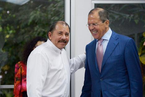 Rusia participará en la construcción del canal de Nicaragua