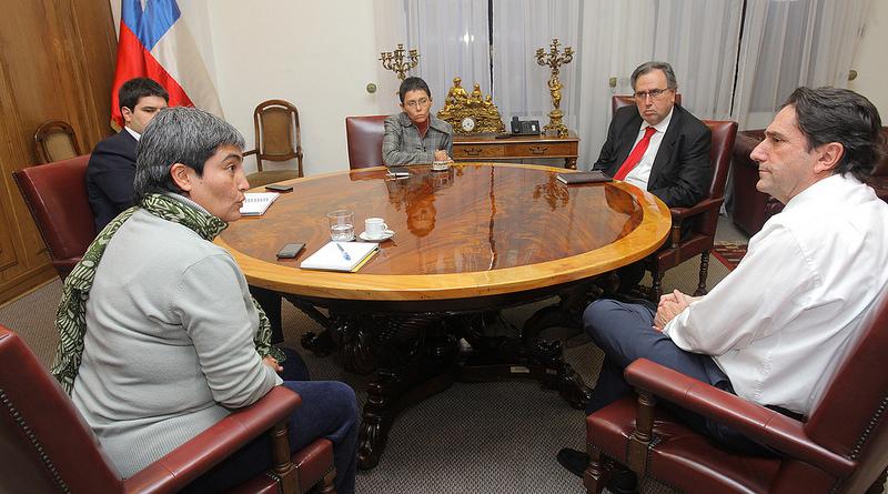 Ministro de Justicia se reúne con equipo Triagrama por despenalización de la Marihuana