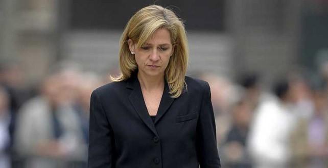 España: la infanta Cristina irá a juicio por corrupción