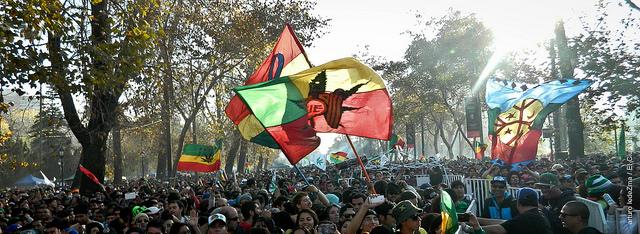 Todo un éxito la Marcha Cultiva Tus Derechos 2014