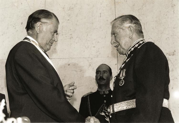 El pacto secreto entre la Concertación y Pinochet