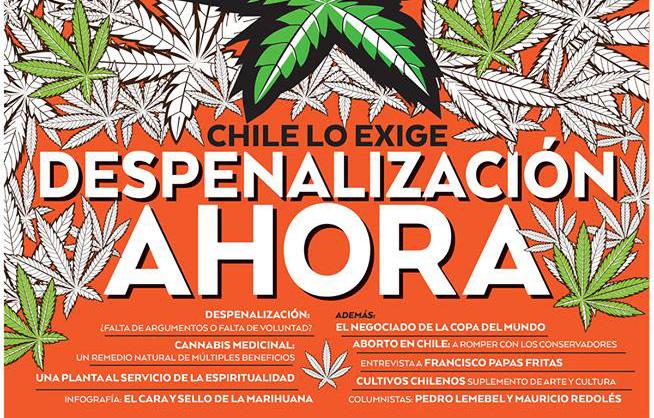 Legalización Ahora en la nueva edición de El Ciudadano