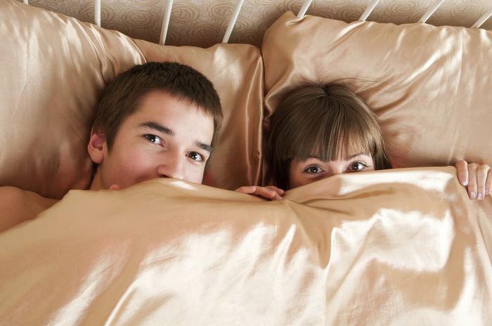 Dime como duermes con tu pareja y te diré cómo es tu relación