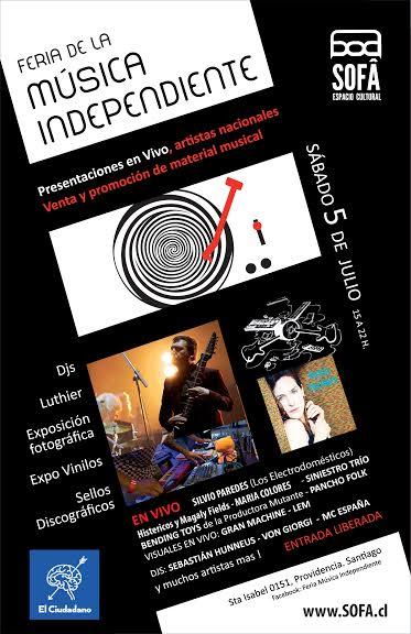 Feria de la Música Independiente