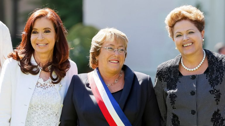 Crece el poder de las mujeres en América Latina