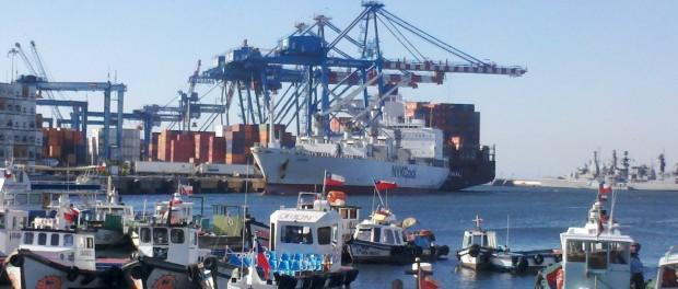 Ciclo neoliberal y modernización portuaria (1ª parte)   Solidaridad