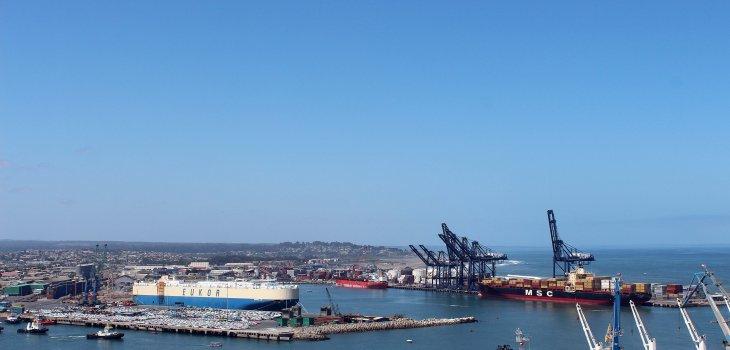 Portuarios inician paro nacional por incumplimiento de acuerdos en Ley Corta