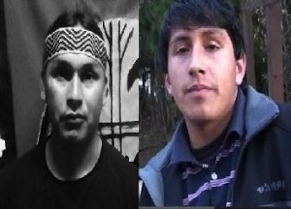Comunicado de los presos políticos mapuche en huelga de hambre en Temuco