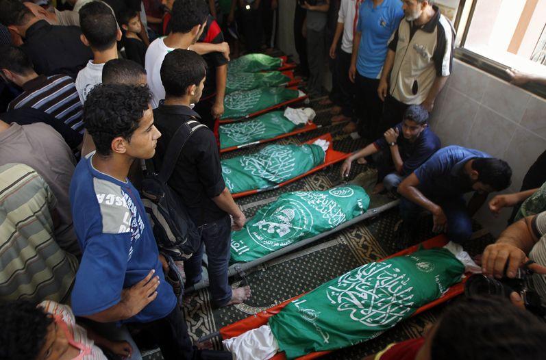 Ascienden a más de 700 los muertos en Gaza por ataques israelíes