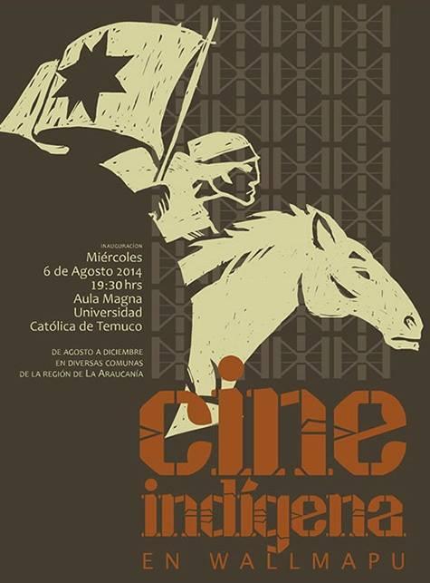 En Temuco lanzarán muestra itinerante de Cine indígena que recorrerá diversos puntos de la Araucania