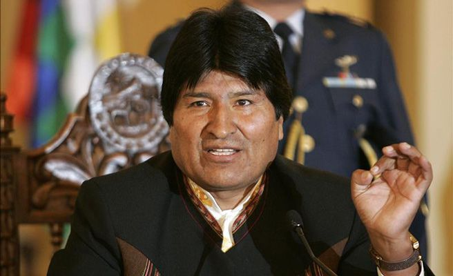Evo Morales inaugura foro de Unasur y condena agresión a Palestina