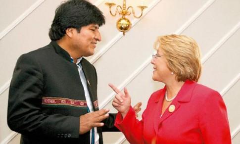 Pueblos originarios y justicia internacional entre Chile y Bolivia