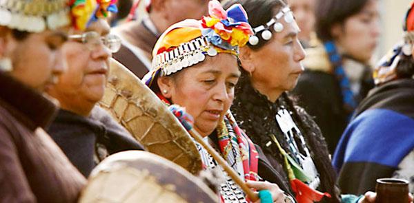 La interpelación de los mapuche