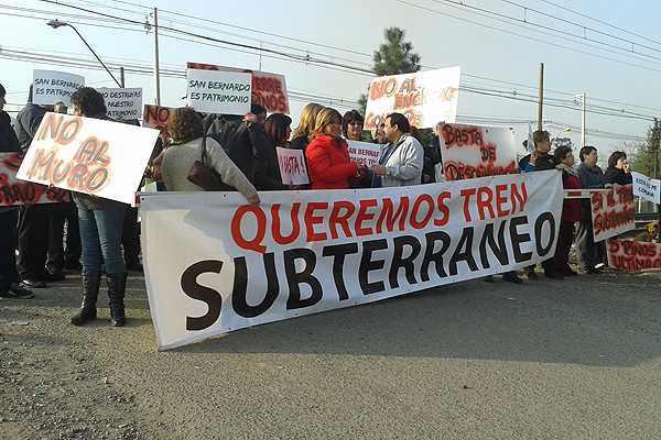 Diputados y alcaldes demandan túnel para el proyecto Rancagua Express