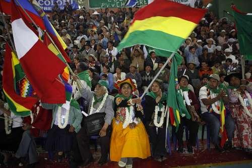 Continúa en Bolivia preparación de Conferencia Mundial Indígena