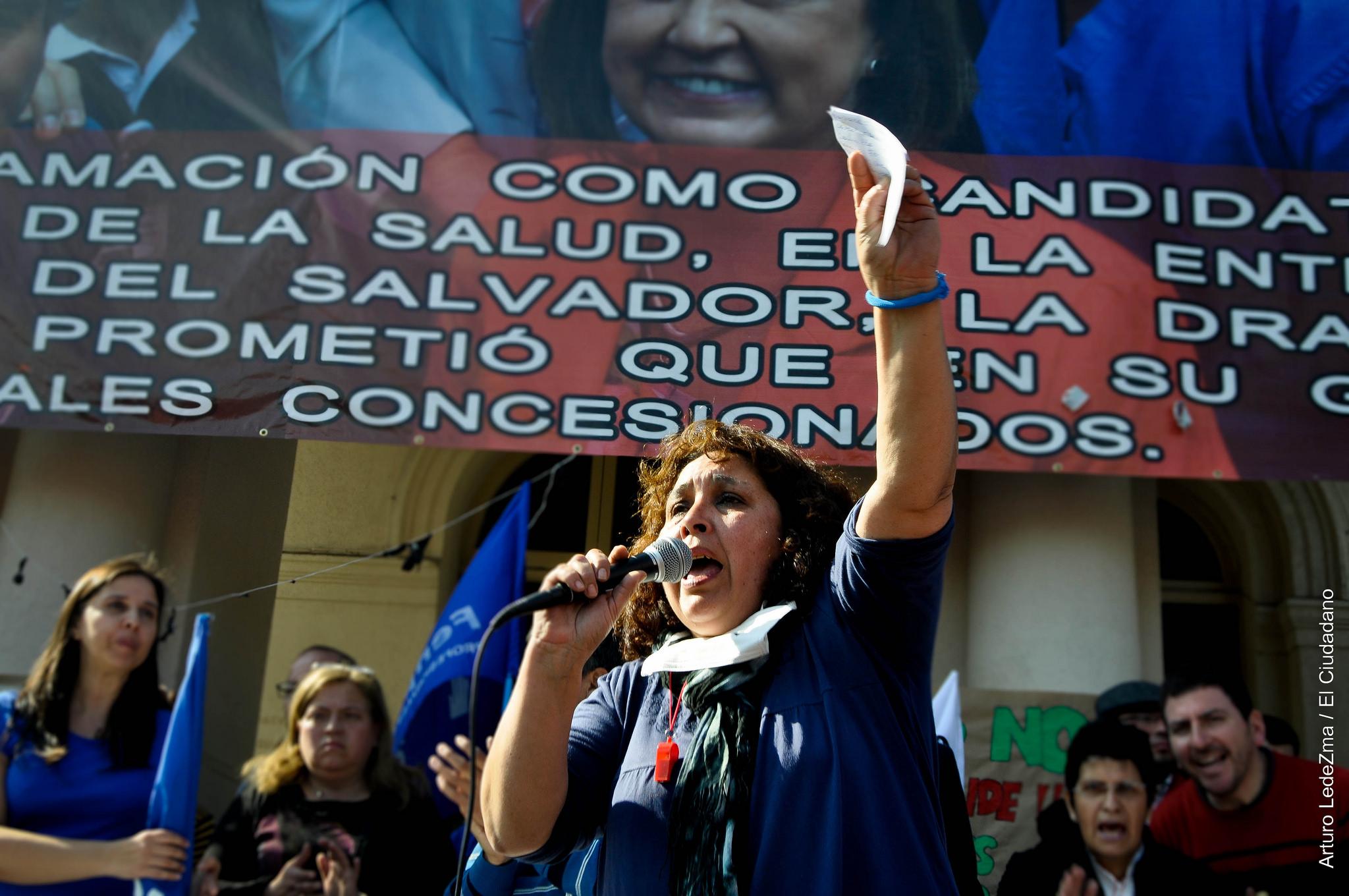 Hospital Salvador: Pasión y muerte de la Concesión Hospitalaria