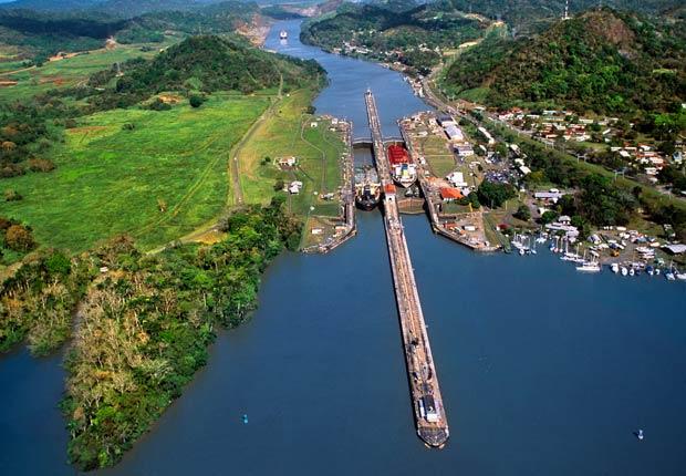 Panamá celebró 100 años del Canal que cambió el comercio