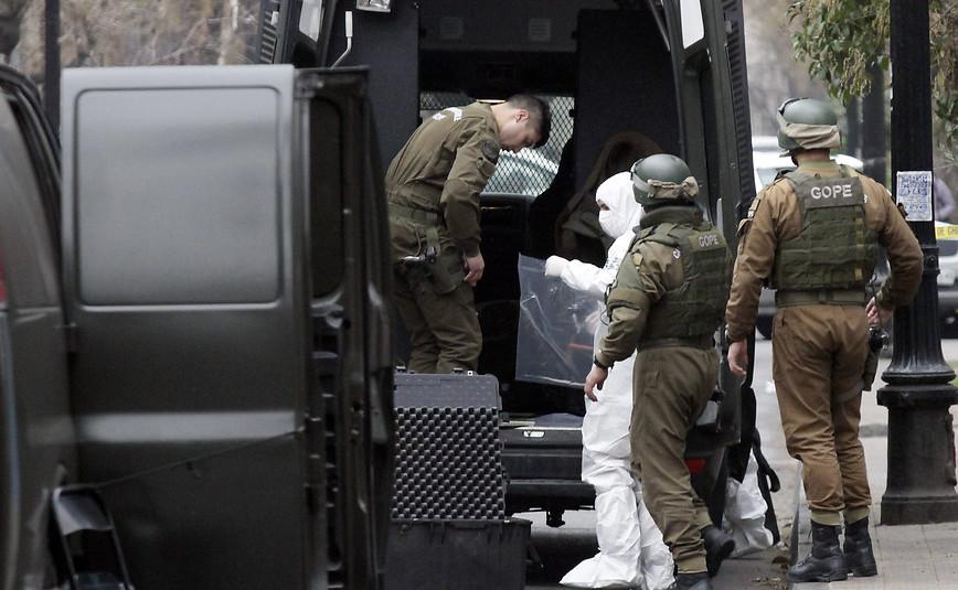 Christian Toledo investigará en forma exclusiva últimos atentados en Santiago