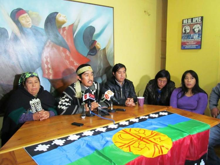 Solicitan a Bachelet pedir perdón públicamente al Pueblo Mapuche tras fallo de la CIDH